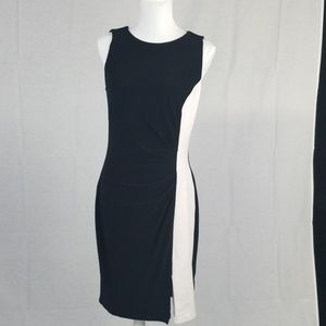 Ralph Lauren cocktail dress.
